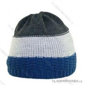 Čepice zimní dětská chlapecká (52-54) YO! CZ-112