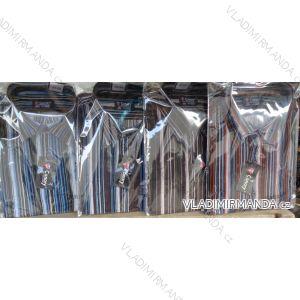 Košile manšestr dlouhý rukáv pánská (m-3xl/39-48) CANARY  CANARY-06