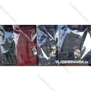 Košile manšestr dlouhý rukáv pánská (m-3xl/39-48) CANARY  CANARY-08