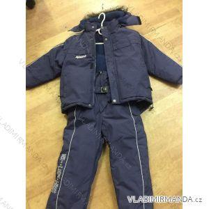 Souprava zimní dětská chlapecká (98-128) NATURE 9100066