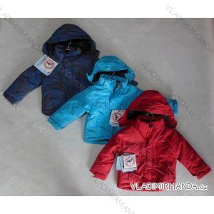 Bunda zimní dětská dívčí a chlapecká (98-128) NEVEREST WJ-1109CC