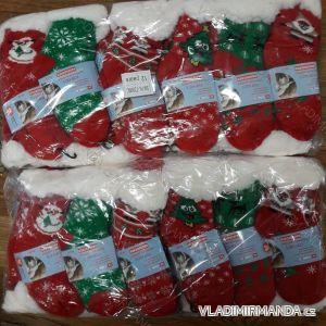 Ponožky zateplené bavlnou dětské dorost chlapecké a dívčí (26-32) LOOKEN SM-HL-7208MC