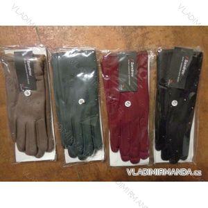 Rukavice  prstové teplé dámské   SANDROU SZM289D