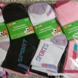 Ponožky slabé dětské dívčí (34-39) LOOKEN 5752