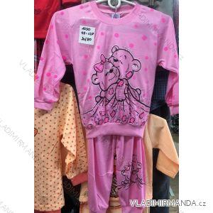 Pyžamo dlouhé kojenecké a dětské dívčí (98-128) YN.LOT 1030/1