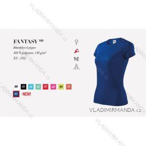 Tričko fantasy krátký rukáv dámské (xs-2xl) REKLAMNí TEXTIL 140F