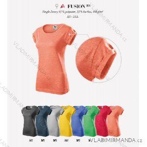 Tričko fusion krátký rukáv dámské (xs-2xl) REKLAMNí TEXTIL 164F