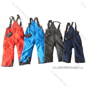 Kalhoty zimní zateplené dětské mix dívčí a chlapecké (98-128) YDI SPORTS BY-1401-2