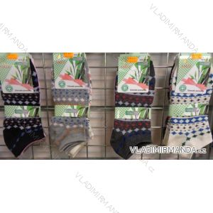 Ponožky kotníkové dámske bambusové (35-42) AMZF FB-8011
