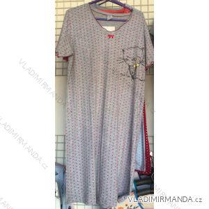 Košile noční krátký rukáv dámská (s-2xl) COANDIN 9102463