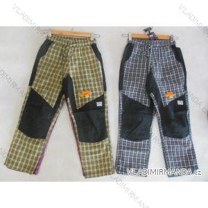 Kalhoty plátěné outdoor slabé detské dorost (98-128) NEVEREST F-1007CC