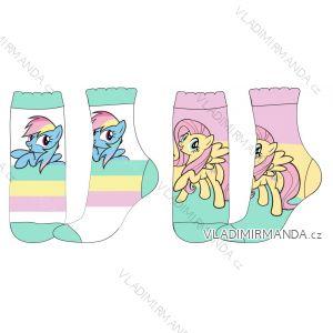 de5fa9627c1 Ponožky my little pony dětské dívčí (23-34) EPLUSM PONY 52 34 637