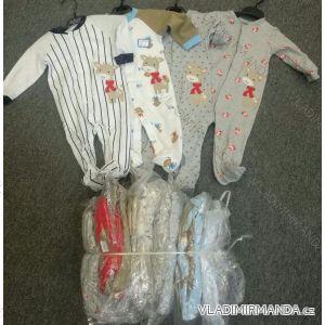 Overal kojenecký dívčí a chlapecký (3-9 měsíců) AODA BA15