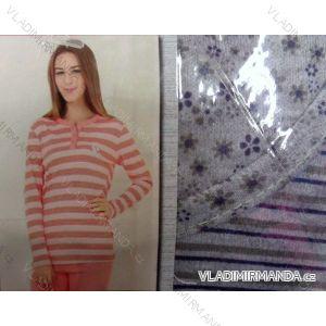 Pyžamo dlouhý rukáv dámské (m-3xl) YN.LOT 726YN