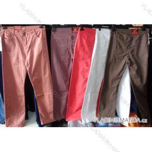 Kalhoty plátěné tenké dámské (30-42) SUNBIRD SX9311