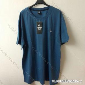 Tričko krátký rukáv pánské nadrozměrné (l-5xl) VOGUE IN 69513