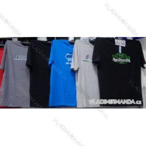 Tričko krátký rukáv pánské nadrozměrné(3xl-6xl) DYNAMIC OBS18015