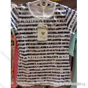 Tričko krátký rukáv dětské dorostenecké dívčí (116-146) DREAM GIRL GL183694