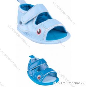 Capáčky botičky kojenecké chlapecké (0-6, 6-12m) YO! OB-025