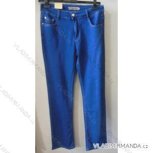 Rifle jeans dámské nadrozměrné (34-46) SUNBIRD SY7304