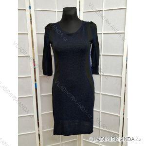 Šaty delší plesové společenské dámské nadrozměrné (44-52) POLSKá MODA PM2170014