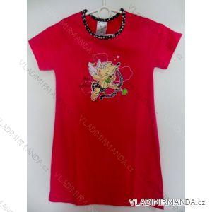 Košile noční dětská dívčí (98-128) IRIS FLOWER 33-474C