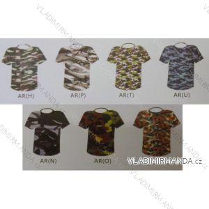 Tričko krátký rukáv dívčí,chlapecké, dorost, pánské, dámské bavlněné 130g (128-4xl) BLOSSOM BL16