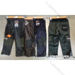 Kalhoty outdoor slabé manžestrové dětské chlapecké (98-128) NEVEREST F-923CC