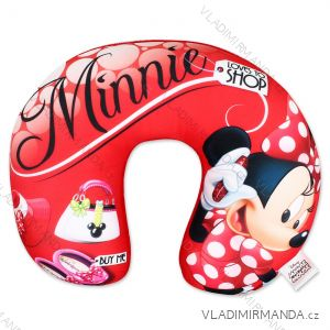 Polštář na krk minnie mouse dívčí setino MIN-H-PILLOW-48
