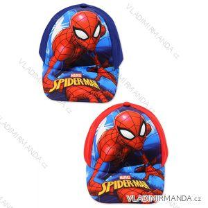 Šiltovka spiderman detská chlapčenská (52-54 cm) SETINO SP-A-HAT 5db15a63caf