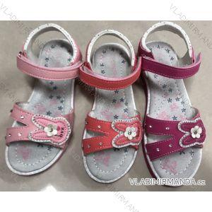 Sandále dětské dívčí (26-31) LINS RIS182871