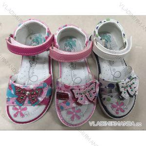 Sandále dětské dívčí (26-31) LINS RIS182864