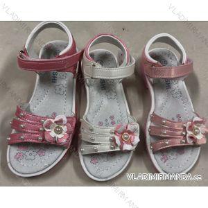 Sandále dětské dívčí (26-31) LINS RIS182867