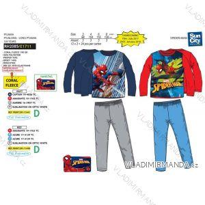 Pyžamo dlouhé spiderman dětské chlapecké (3-8 let) SUN CITY RH2085