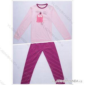 Pyžamo dlouhé dorost dívčí (134-164) WOLF S2853