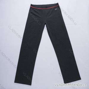Legíny dlouhé dámské (černá/l-xxxl) WOLF T2874B