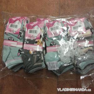 Ponožky kotníkové dětské dívčí (26-35) LOOKEN ZTY-7451