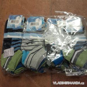 Ponožky kotníkové dětské chlapecké (26-35) LOOKEN ZTY-7353