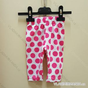 Legíny 3/4 krátké kojenecké dětské  dívčí (74-104) SUNSEA CH-1061
