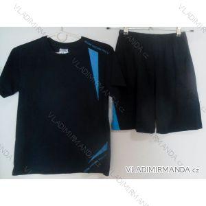 Pyžamo krátké dorost chlapecké bavlněné (128-164) FOCUS 55-124