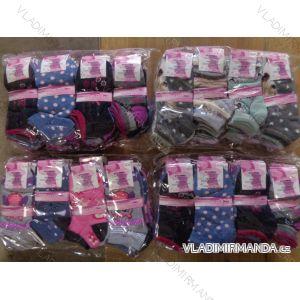 Ponožky kotníkové dětské dívčí (26-35) LOOKEN ZTY-7452