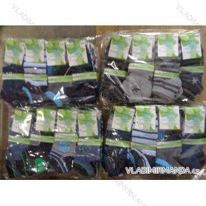Ponožky slabé kotníkové dorost chlapecké (34-39) LOOKEN ZTY-8918