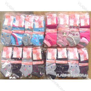 Ponožky slabé kotníkové dorost dívčí (34-39) LOOKEN ZTY-8919