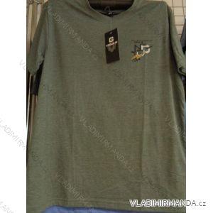 Tričko krátký rukáv pánské nadrozměrné (l-5xl) VOGUE IN 69515