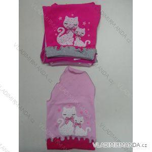 Šátek dětský dívčí (2-8 let) POLSKá VýROBA PV118110