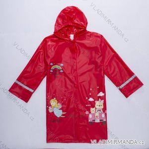 Pláštěnka dívčí dětská (92-134) WOLF Y2807