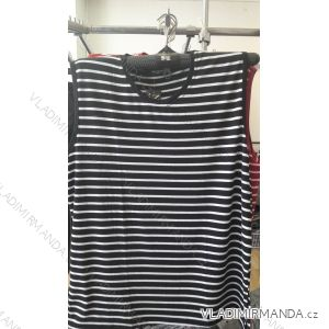 Tílko tunika bez rukávů bavlněné nadrozměrné (l-3xl) NAN YUAN 9113455