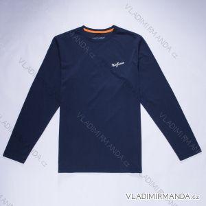 Tričko dlouhý rukáv pánské (m-3xl) WOLF S2872