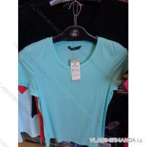 Tričko s krátkým rukávem dámské (m-2xl) VANNY 219-2