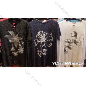 Šaty tunika krátký rukáv dámská (m-xxl) AVIVILE 2933